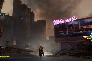 Cyberpunk 2077 Welcome