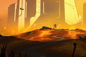 Cyberpunk 2077 X Blade Runner