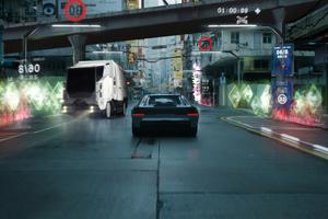 Cyberpunk City Ghost In The Shell 4k Wallpaper