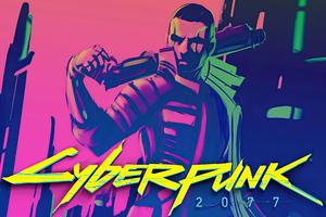 Cyberpunk Cover 5k