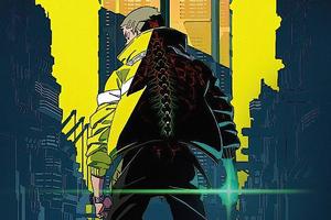 Cyberpunk Edgerunners Wallpaper