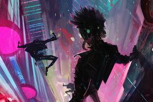 Cyberpunk Filipe Andrade