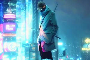 Cyberpunk Legion 4k Wallpaper