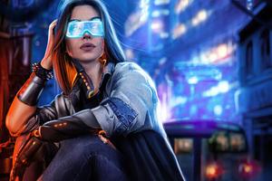 Cyberpunk Life