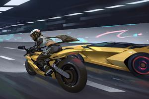 Cyberpunk Racing