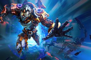 Cyborg 2020 Artwork