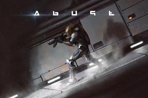 Cyborg Armour 4k Wallpaper
