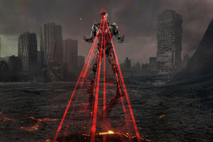 Cyborg Justice League Zack Synders Cut 4k
