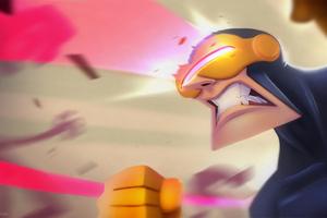 Cyclops Marvel X Men 4k