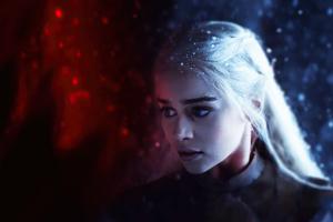 Daenerys Stormborn 4k Wallpaper