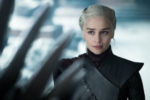 Daenerys Targaryen 4k