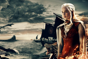 Daenerys Targaryen 5k