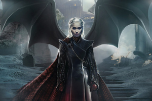 Daenerys Targaryen Game Of Thrones 4k
