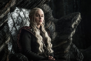 Daenerys Targaryen Game Of Thrones Season 7 4k