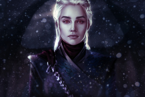 Daenerys Targaryen Got Wallpaper