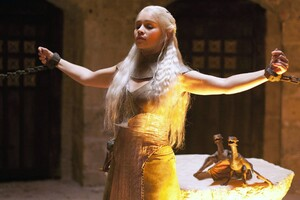 Daenerys Targaryen In Game Of Thrones HD Wallpaper