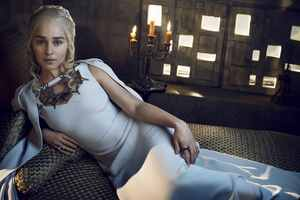 Daenerys Targaryen In Game Of Thrones Tv Series