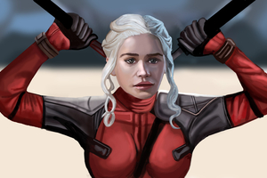 Daeneryspool Wallpaper