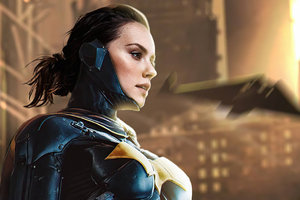 Daisy Ridley As Batgirl 4k