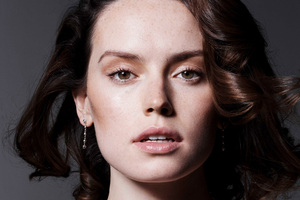 Daisy Ridley Closeup 2018