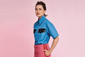 Daisy Ridley Glamour 2017
