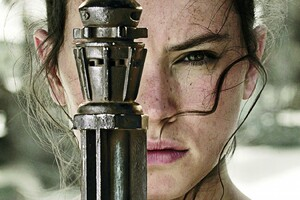 Daisy Ridley In Star Wars Wallpaper