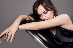 Dakota Johnson Fifty Shades Darker Photoshoot