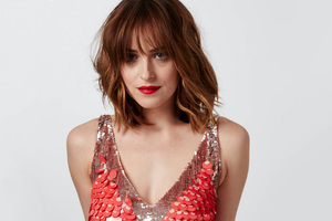 Dakota Johnson Marie Claire