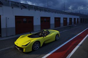 Dallara Stradale 2018 Cars 4k