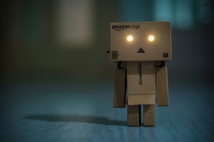 Danbo Glowing Eyes