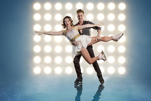 Dancing On Ice Candice Brown Matt Evers 8k