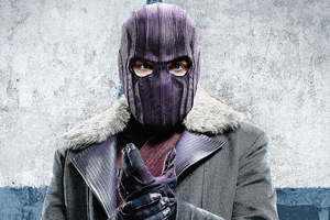Daniel Bruhl As Baron Zemo In The Falcon And The Winter Soldier 4k