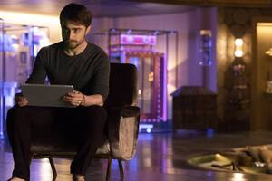 Daniel Radcliffe Now You See Me 2