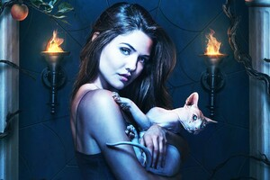 Danielle Campbell In The Originals Wallpaper