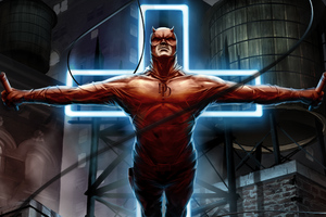 Daredevil Art Direction