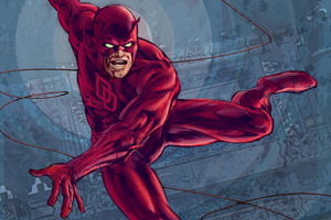 Daredevil Art New 2019