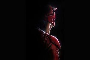 Daredevil Artwork 5k