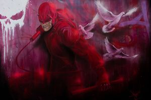 Daredevil Artwork