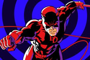 Daredevil Artworks 5k