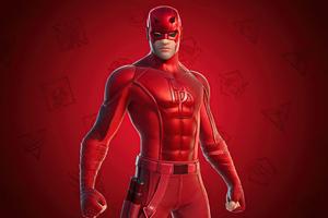 Daredevil Fortnite 2020 4k Wallpaper