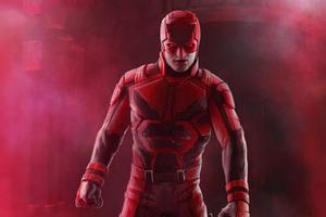 Daredevil In The Defenders Artwork