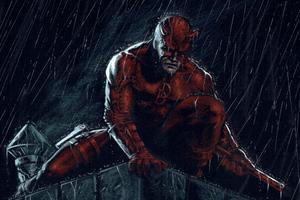 Daredevil In The Knight