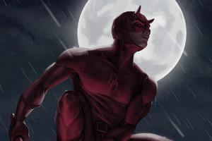 Daredevil Moon Knight
