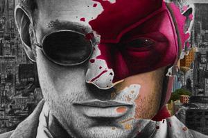Daredevil Portrait