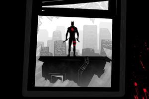 Daredevil Remastered 5k Wallpaper