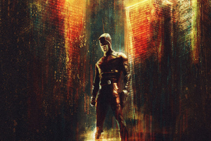 Daredevil Tv Show Digital Art