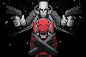 Daredevil Vs Punisher