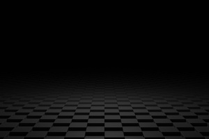 Dark 3d Shapes Floor