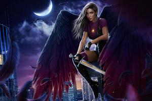 Dark Angel 5k