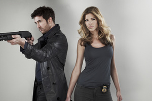 Dark Blue Tv Series Dylan McDermott Tricia Helfer